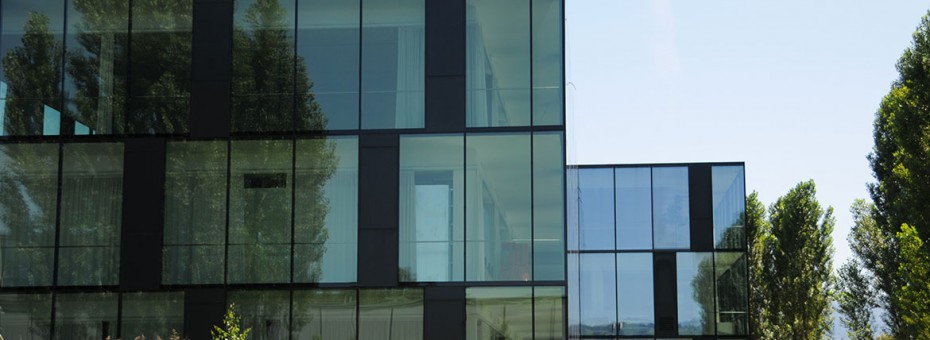 Intrec Firmengebäude